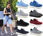 Ladies Women Gym Fitness Running Sports Yeezy Inspired Trainers Boost Shoes Size