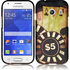 For Samsung Galaxy Stardust S766C Rubberized HARD Protector Case Cover Accessory