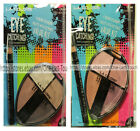 *L.A. COLORS 2pc Set EYE CATCHING Eyeshadow Palette+Liner Pencil *YOU CHOOSE*