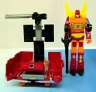 Generation 1 G1 Rodimus Transformers Figure Complete 1986 Gen1 Autobot - Time Remaining: 5 days 11 hours 36 minutes 50 seconds