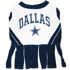 Dallas Cowboys NFL dog pet Cheerleader Dress (all size)