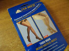 (1) Ita-Med Compression Thigh Highs Pantyhose U CHOOSE SIZE BLACK (25-35 mmHg)