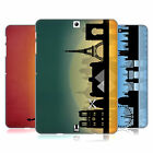 HEAD CASE DESIGNS SKYLINE HARD BACK CASE FOR SAMSUNG GALAXY TAB S2 9.7