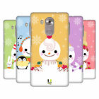 HEAD CASE DESIGNS SNOWMEN HARD BACK CASE FOR HUAWEI MATE 8