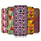 HEAD CASE DESIGNS TRIANGLES HARD BACK CASE FOR HTC ONE MINI 2