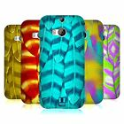 HEAD CASE DESIGNS FEATHERS HARD BACK CASE FOR HTC ONE M8