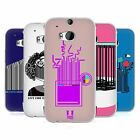 HEAD CASE DESIGNS BARCODE PLAY SOFT GEL CASE FOR HTC ONE M8 M8S