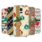 HEAD CASE DESIGNS CHRISTMAS GIFTS SOFT GEL CASE FOR SAMSUNG GALAXY S5 MINI