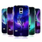 HEAD CASE DESIGNS NORTHERN LIGHTS SOFT GEL CASE FOR SAMSUNG GALAXY S5 MINI