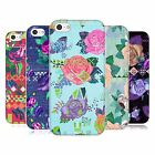 HEAD CASE DESIGNS SUMMER BLOOMS SOFT GEL CASE FOR APPLE iPHONE 5C