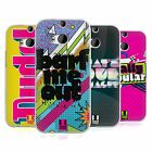HEAD CASE DESIGNS TOTALLY 80S SOFT GEL CASE FOR HTC ONE M8