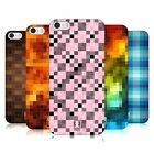 HEAD CASE DESIGNS PIXEL MUSTER RUCKSEITE HÜLLE FÜR APPLE iPHONE 5 5S