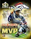 Von Miller Denver Broncos Super Bowl 50 MVP Photo ST041 (Select Size)