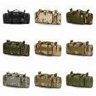 High-capacity Waterproof Tactical Waist Bag Single Shoulder Outdoor Backpacking