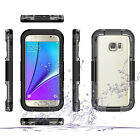 Swimming Waterproof Shockproof Phone Case Cover For Samsung Galaxy S7 / S7 edge
