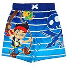 JAKE NEVER LAND PIRATES UPF50+ Bathing Suit Swim Trunks NWT Size 2T 3T or 4T $22
