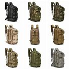 25L Breathable Durable Outdoor Camping  Climbing Bag Military Tactical Backpack