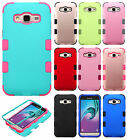 For Samsung Galaxy j3 IMPACT TUFF HYBRID Protector Case Skin Phone Covers