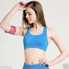 New Womens Exercise Fitness Yoga Underwear Running Sports Adjustable Bra  SWC015
