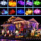 Christmas Fairy Light 10/20/30/40/50 LED Battery Operated Lights Party Wedding t