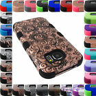 FOR SAMSUNG GALAXY PHONES PROTECTIVE TUFF ARMOR CASE DUAL LAYER COVER+STYLUS