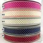 "2Yard 10Yard Mixed Stars Cartoon Grosgrain Ribbon 9/16/25/38MM (3/8"" 5/8""1""1.5"")"