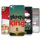 HEAD CASE DESIGNS CHRISTMAS CAROLS HARD BACK CASE FOR HTC ONE X9