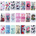 For iPhone 6 6s Plus 6+ Wallet Leather Flip Pouch Stand Protect Soft Case Cover