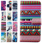 Leather Flip Patterned Wallet Pouch Soft Case Cover For iPhone 6 6s - Landir