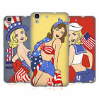HEAD CASE DESIGNS AMERICA'S SWEETHEART SOFT GEL HÜLLE FÜR HUAWEI Y6 HONOR 4A