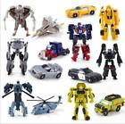 Transformers Classic Robot Cars Optimus Glance Transformation Toy Kids Gift - CB