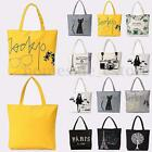 Fashion Women Girl Shopping Cloth Shoulder Bag Beach Bag Large Tote Handbag HOT