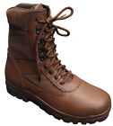 Grafter Brown MoD Combat Boot Cadet British Army MTP PCS