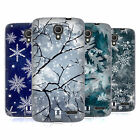 HEAD CASE DESIGNS WINTER DRUCKE SOFT GEL HÜLLE FÜR ALCATEL POP 2 (4.5)