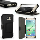PU Leather Skin Flip Case for Samsung Galaxy S7 SM-G930 Stand Book Folio Cover