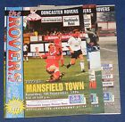 DONCASTER ROVERS HOME PROGRAMMES  1996-1997