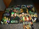 CSI DVD seasons 1-13 Excellent condition
