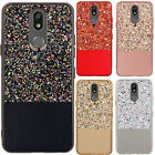For HTC Desire 626 HYBRID IMPACT Dazzling Diamond Case Phone Cover +Screen Guard