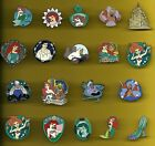 Ariel & Eric The Little Mermaid Splendid Disney Pin