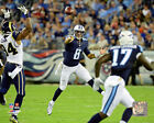 Marcus Mariota Tennessee Titans 2015 NFL Action Photo SF009 (Select Size)