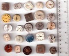 Lot of 25 WOMEN WATCHES  Vintage Movements Steampunk Art  or for parts /repair