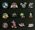 Mickey Mouse Clean Plate Brocade Santa Cruise Line Splendid Disney Pin Trading