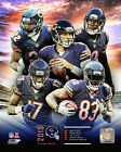 Chicago Bears 2015 NFL Team Composite Photo SG124 (Select Size)
