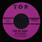 DAYLIGHTERS: For My Baby / Sweeter 45 Soul