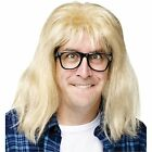 Garth Algar Wig and Glasses - Wayne's World/Saturday Night Live Accessory