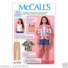 McCall's 7378  Easy Sewing Pattern to MAKE Jacket Top Trousers Short also +Size