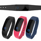 Waterproof Bluetooth 4.0 Wrist Watch Smart Sport Bracelet for Android IOS Phone