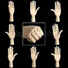 Left Right Hand Wooden Sculpture Flexible Jointed Articulated Body Artist Model