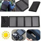 Faltbare Solarmodul 16W-5V Solarpanel Solarzelle Charger Camping für Phone Pad