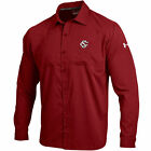 Under Armour South Carolina Gamecocks Long Sleeve Button Down Shirt - NCAA
